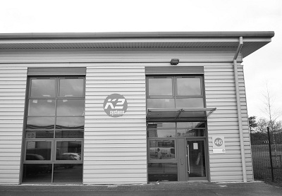 K2 SYSTEMS opens a new branch in the UK