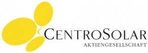 Centrosolar Group AG