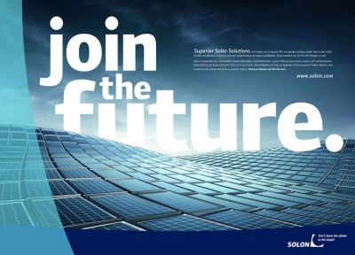 SOLON: Join the future