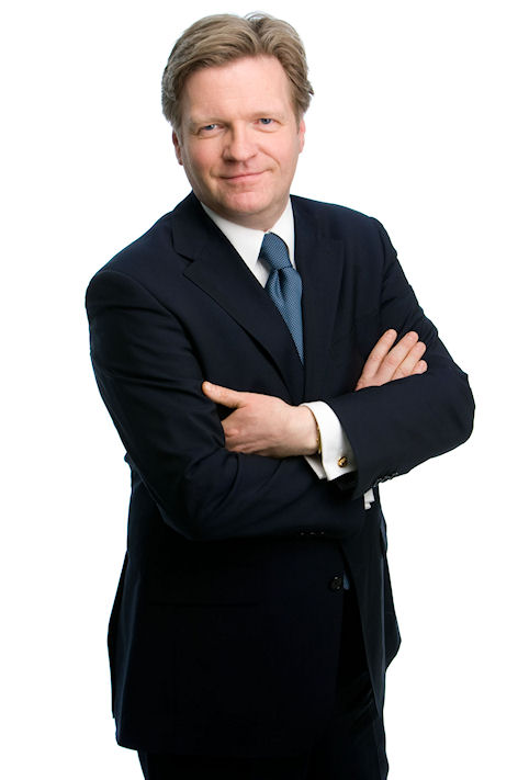 Michael Pack, CEO der systaic AG