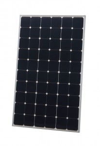 Sharp: Back-Contact Solar-Module