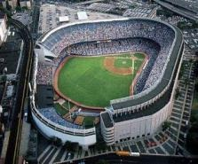 Stadium der New York Yankees