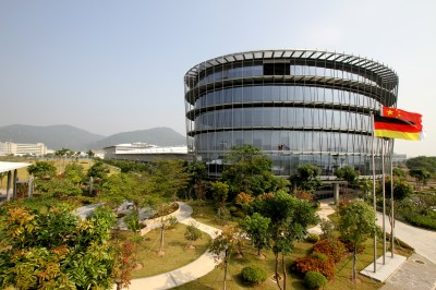 Standort Schmid Zhuhai Ltd. (SZL) in Zhuhai, China