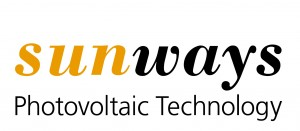 Sunways Photovoltaic Technology